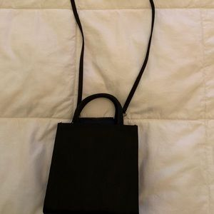 Black crossbody Urban Outfitters Purse
